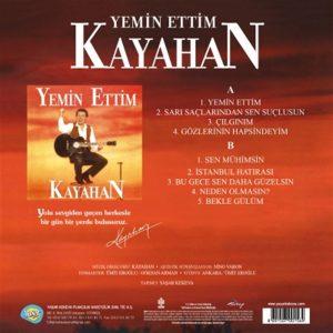 Kayahan- Yemin Ettim