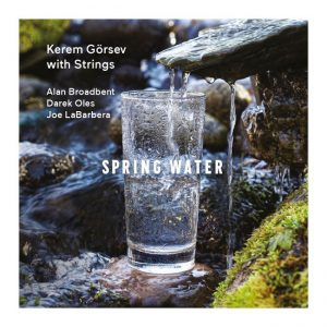 Kerem Görsev Spring Water - Plak