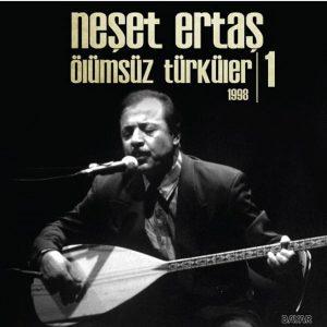 Neşet Ertaş Ölümsüz Türküler 1 (1998) - Plak
