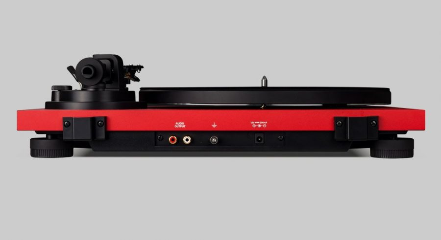 Reloop TURN2 Hi-Fi Analog Turntable Pikap Kırmızı