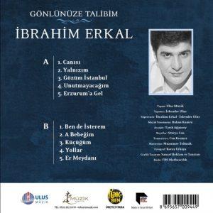 İbrahim Erkal Gönlünüze Talibim - Plak