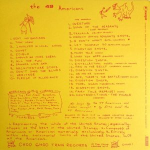 The 49 Americans E Pluribus Unum - Plak