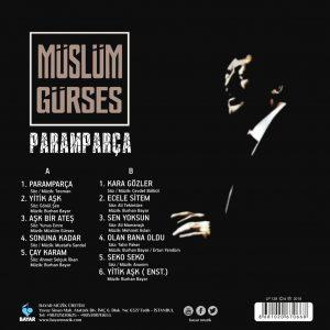 Müslüm Gürses Paramparça - Plak