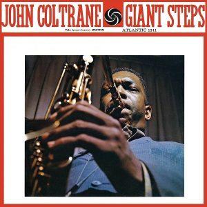 John Coltrane Giant Steps (mono) (reissue) Plak