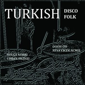 Arşivplak Turkish Disco Folk EP - Plak