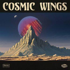 Cosmic Wings - Plak