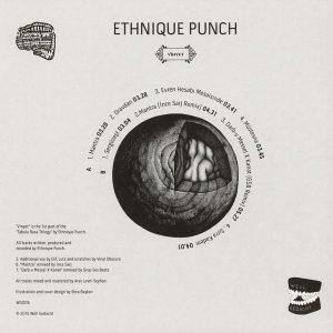 Ethnique Punch Vinyet - Plak