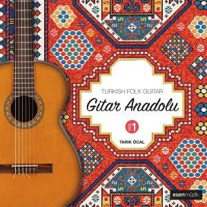 Tarık Öcal Gitar Anadolu Vol.1 - Plak