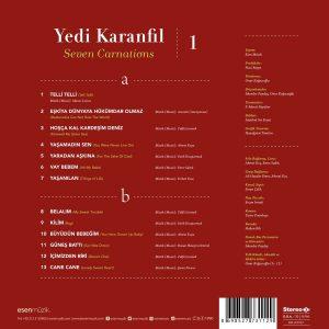 Yedi Karanfil 1 - Plak