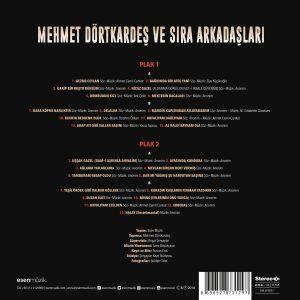 Mehmet Dörtkardeş Ve Sıra Arkadaşları 2 - Plak