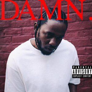 Kendrick Lamar DAMN. - Plak