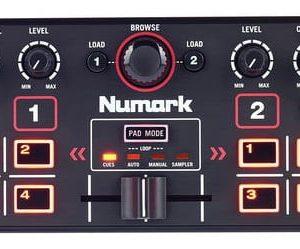 Numark DJ2Go 2 Kompakt Controller / Ses kartı