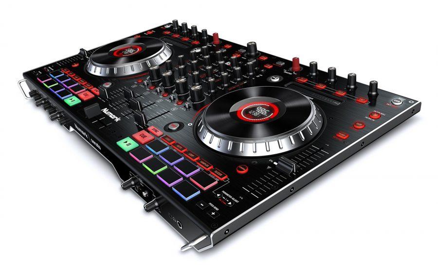 Numark NS6 Ii Dj Controller 4 Kanal Mix