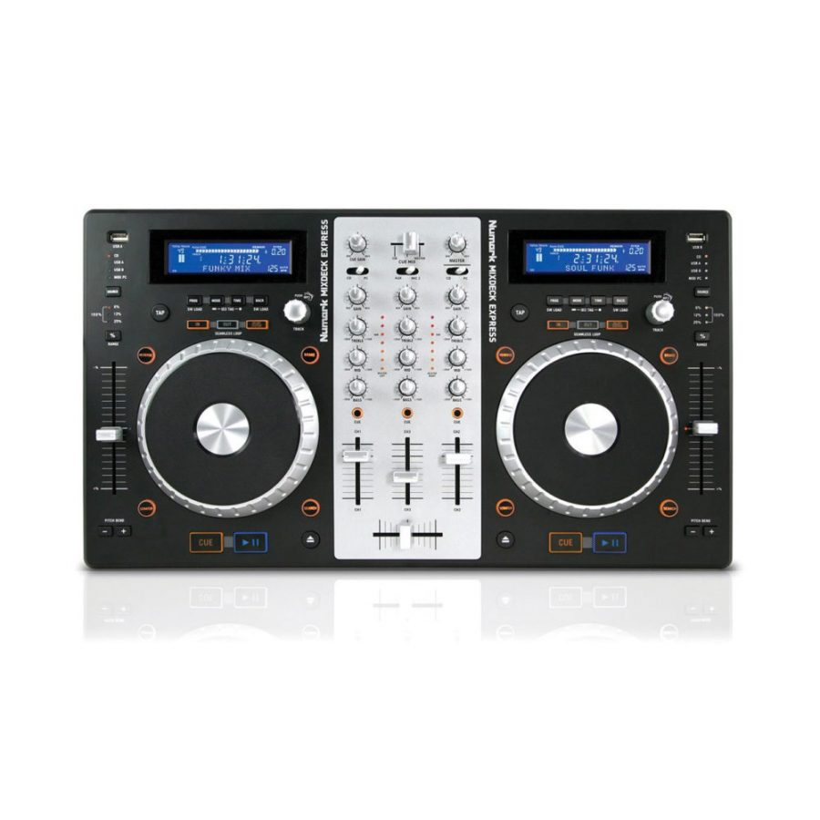 Numark MixDeck Express Premium DJ Kontroller