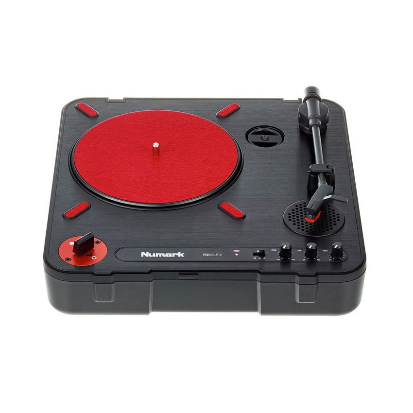 Numark PT-01 Scratch Turntable Pikap