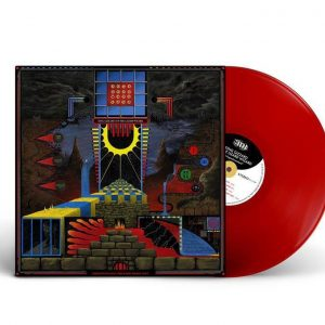 King Gizzard and the Lizard Wizard Polygondwanaland / Limited Edition - Kırmızı Plak