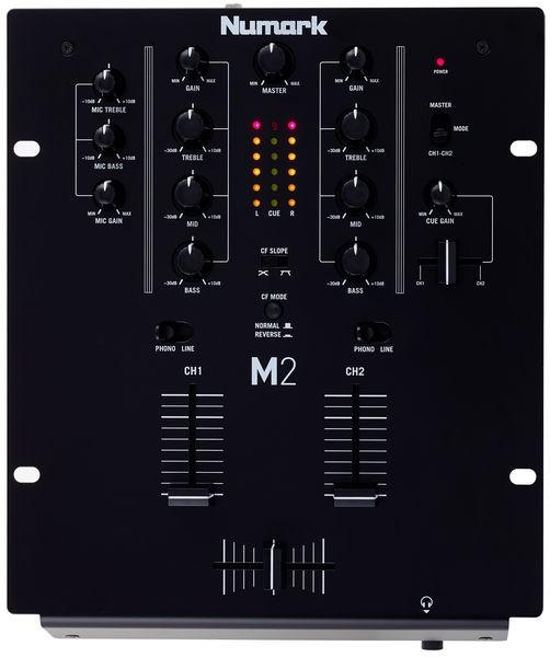 Numark M2 Profesyonel DJ Mixer