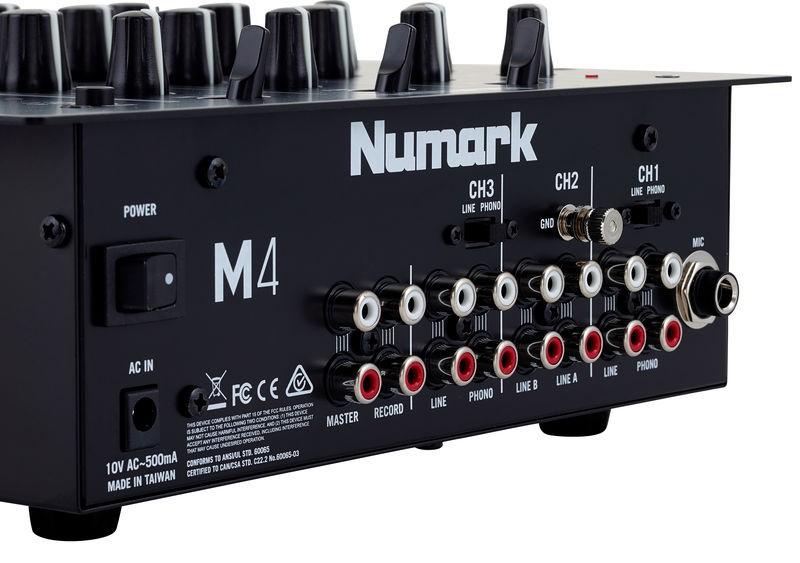 Numark M4 Profesyonel DJMixer
