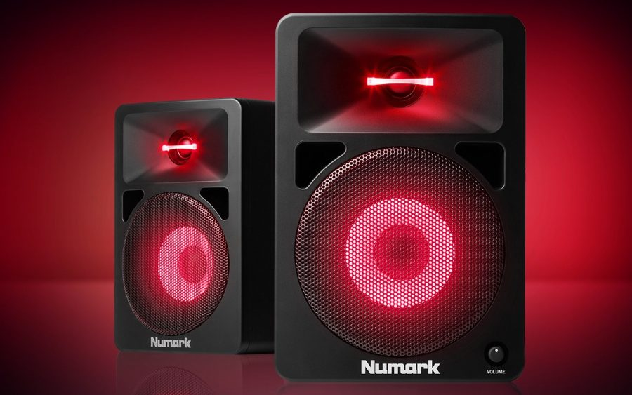 Numark NWAVE 580L DJ Hoparlörü