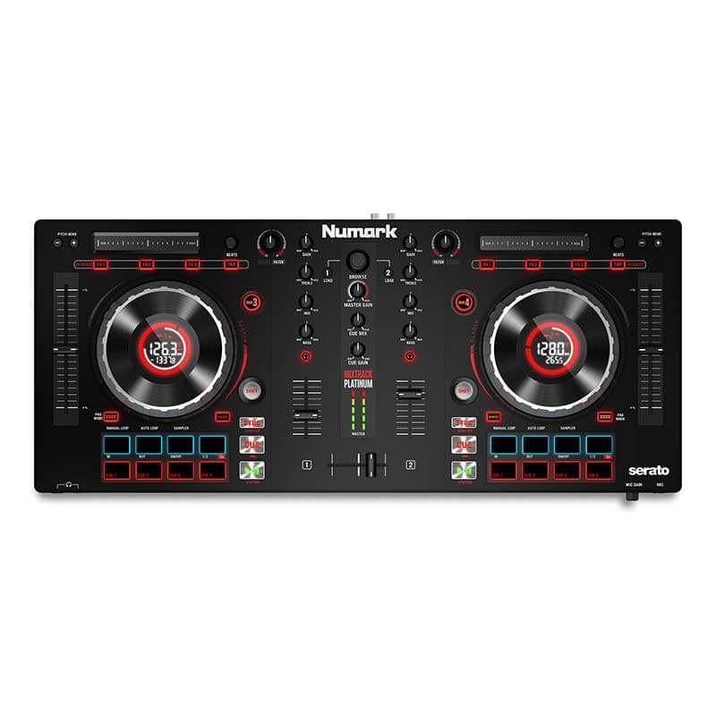 Numark MixTrack Platinum DJ Kontroller
