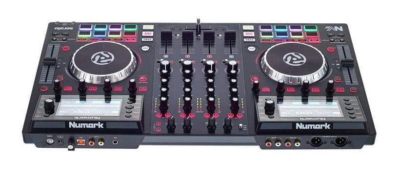 Numark NV II DJ Kontroller