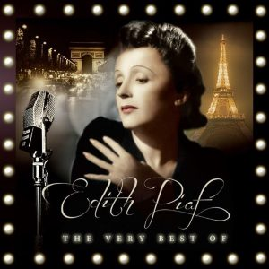 Edith Piaf The Very Best Of Edith Piaf - Plak