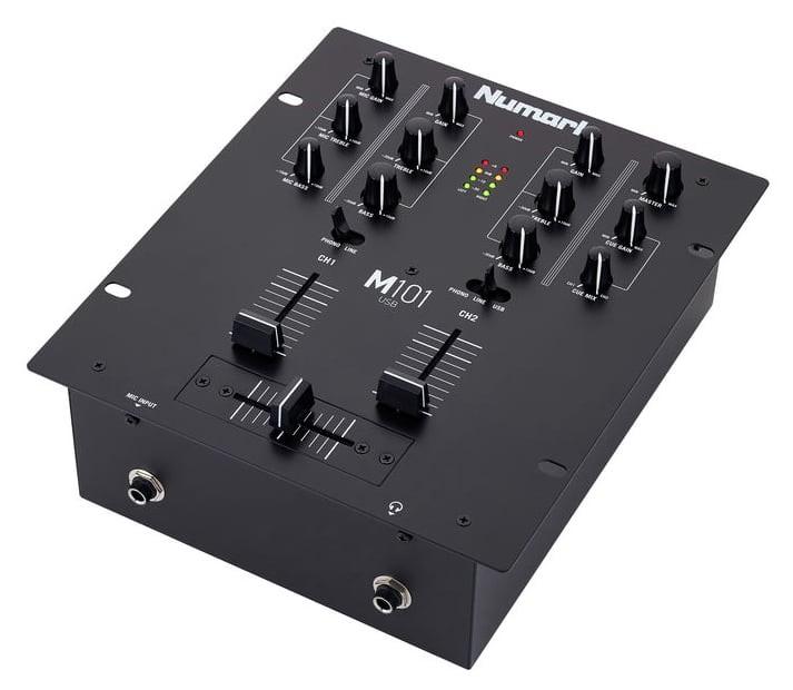 Numark M101 USB Profesyonel Dj Mixer
