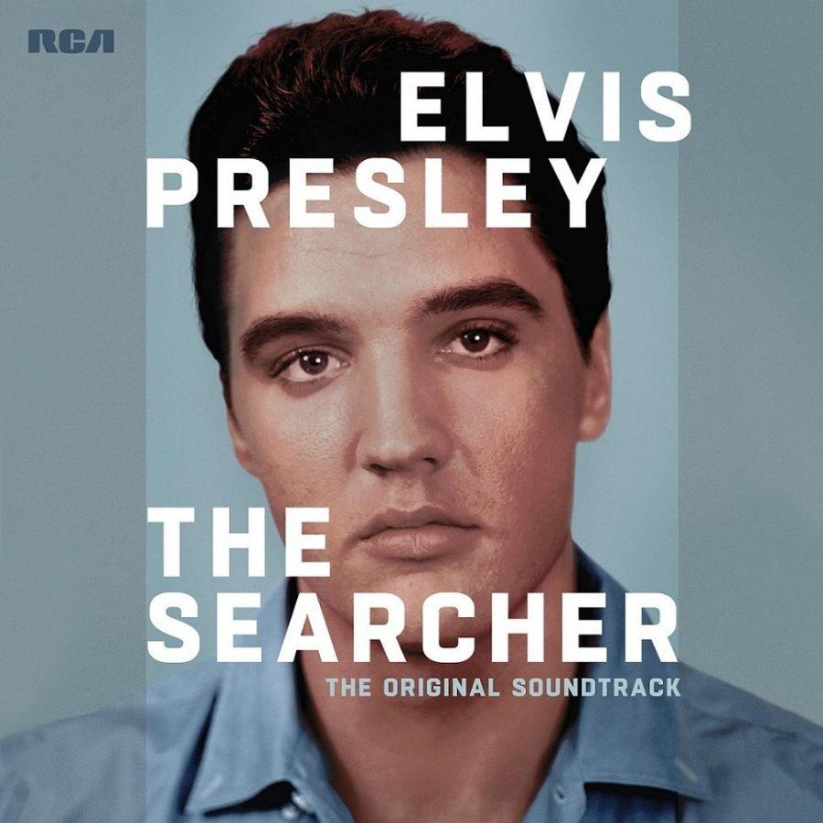 Elvis Presley The Searcher (Soundtrack) - Plak