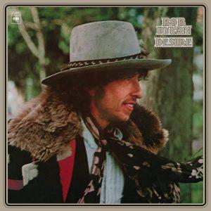 Bob Dylan Desire - Plak