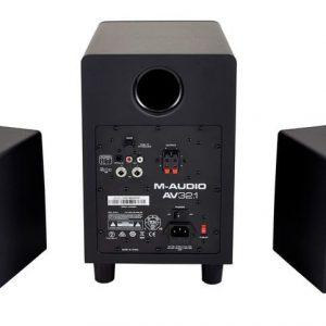 M-Audio AV-32.1 2+1 Profesyonel Ses Sistemi