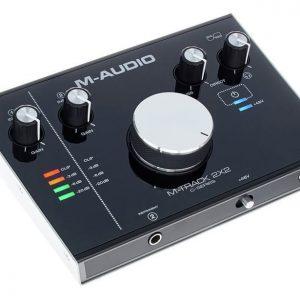 M-Audio M-Track 2x2 Profesyonel Ses Kartı
