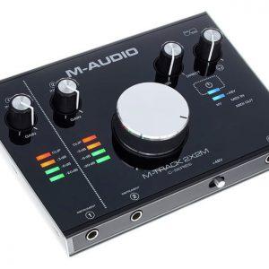 M-Audio M-Track 2x2M Profesyonel Ses Kartı