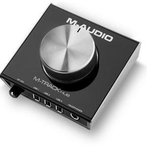 M-Audio M-Track HUB Profesyonel Ses Kartı