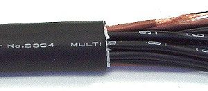 Mogami 2936 Multicore Kablo 24'lü