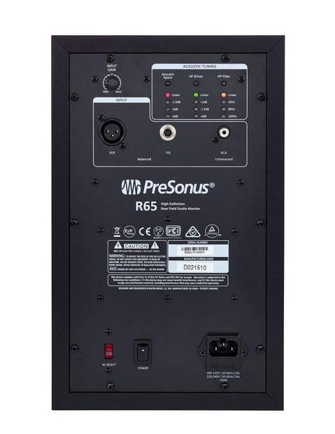 PRESONUS R65 Aktif Hoparlör (Çift)