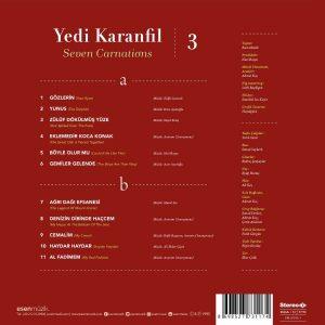 Yedi Karanfil 3 - Plak