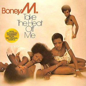 Boney M Take The Heat Off Me - Plak