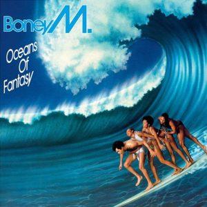Boney M Oceans Of Fantasy - Plak