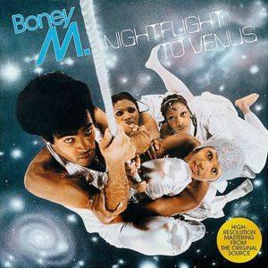 Boney M Nightflight to Venus - Plak