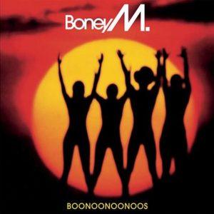 Boney M Boonoonoonoos - Plak