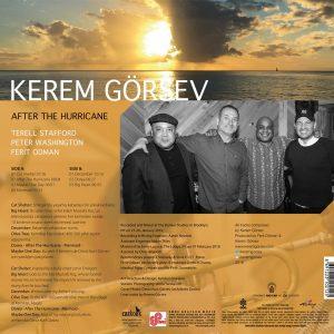 Kerem Görsev After The Hurricane - Plak