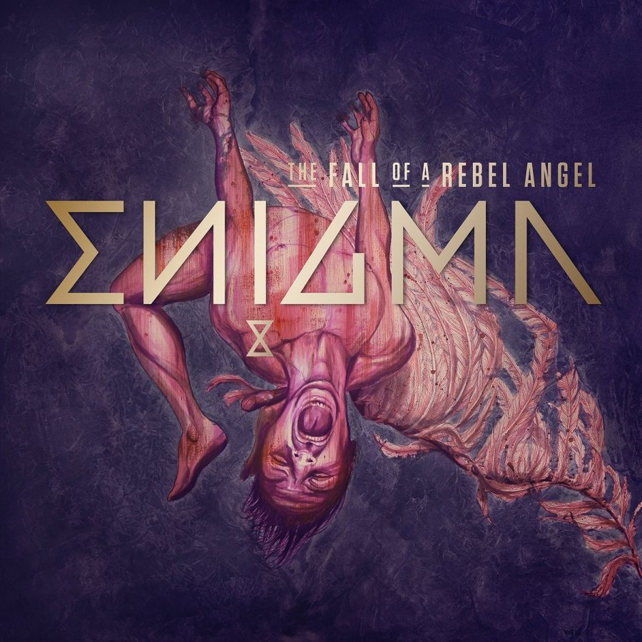 Enigma The Fall of A Rebel Angel - Plak
