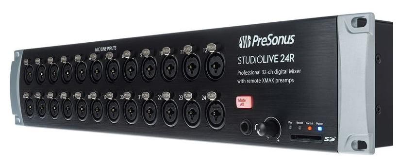 Presonus StudioLive 24R Series III DJ Mixer