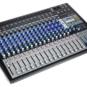 Presonus StudioLive AR 22 USB DJ Mixer