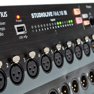 Presonus StudioLive RML16AI DJ Mixer