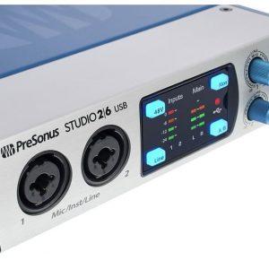 Presonus Studio 2|6 Ses Kartı