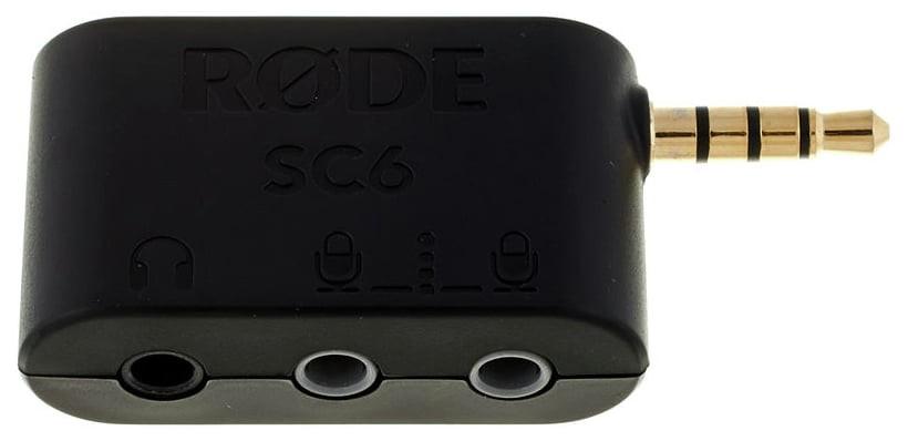 Rode SC6 2 x TRRS Giriş / 1 Stereo Kulaklık Çıkış Breakout Box