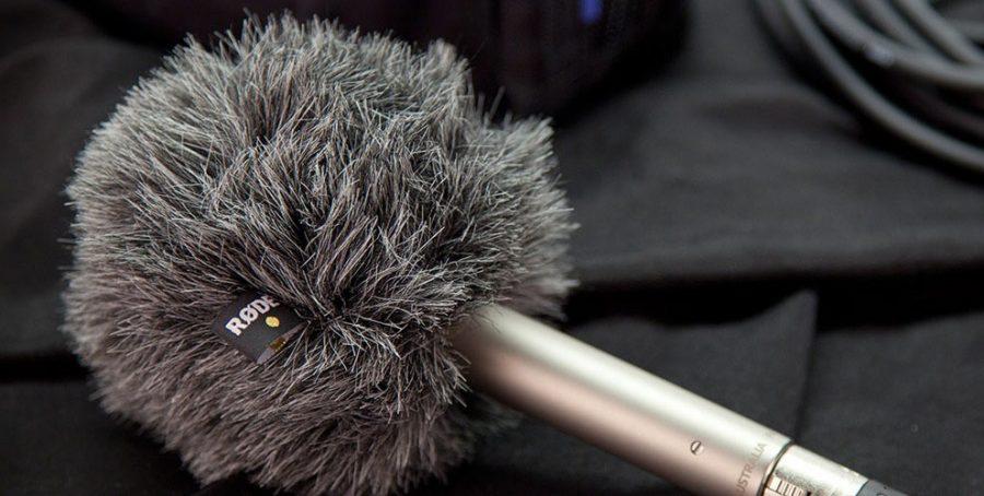 Rode WS8 Deluxe Mikrofon Kılıfı