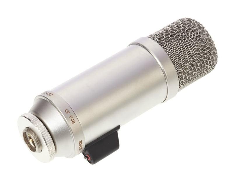 Rode Broadcaster Profesyonel Mikrofon
