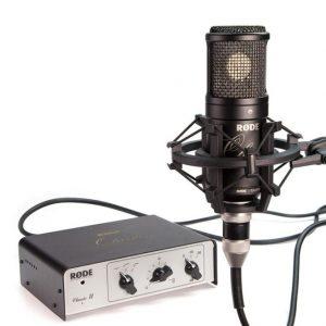 Rode Classic II - Limited Edition- Profesyonel Mikrofon